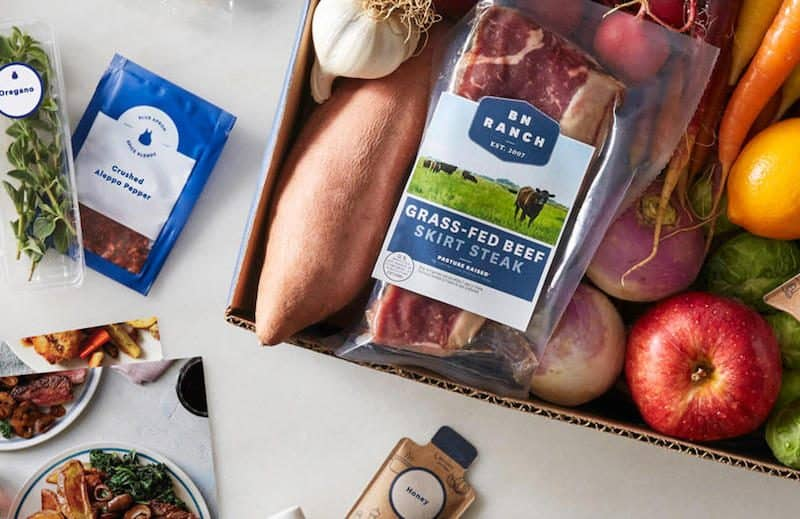 Blue Apron is our top rated choice for subscription meal kits