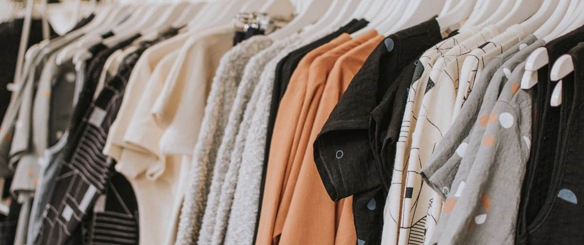 How to build a wardrobe on a budget