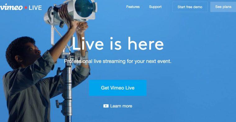 Vimeo Live Discount Code