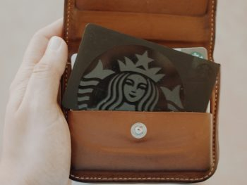 How to save a whole bunch of money at Starbucks and still enjoy your latte :)