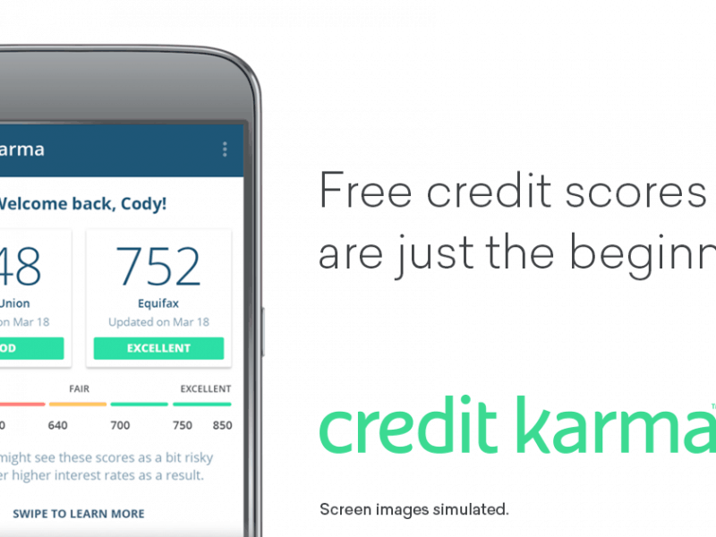 CreditKarma is one of 5 apps that can help you monitor your credit - for free!