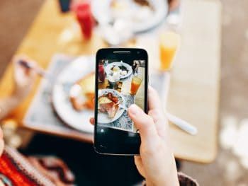 Did you know you can download mobile apps and get free food?